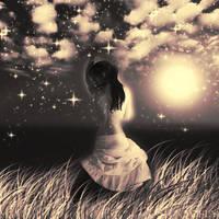 Dreaming Girl by soflyfx