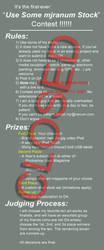 Contest Banner - Closed by mjranum-stock