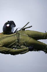 Death Bird - 7 by mjranum-stock