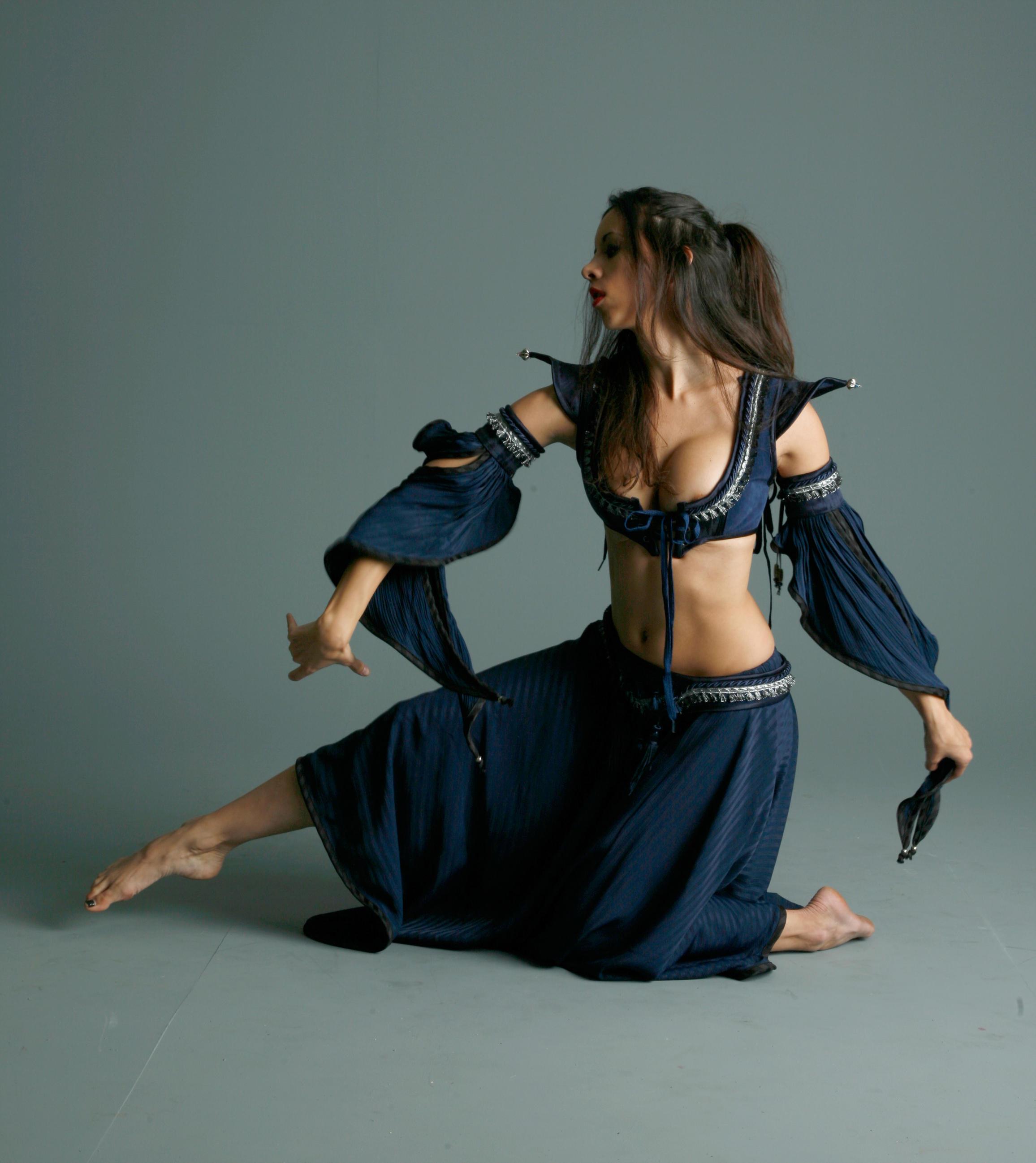 Desert Dancer - 12 by mjranum-stock