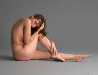 Art Nudes - C 18 by mjranum-stock