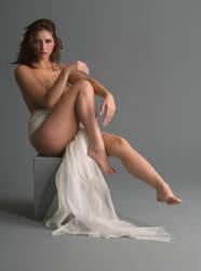 Art Nudes - C 26 by mjranum-stock