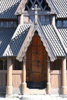 Wooden Church - 3 by mjranum-stock