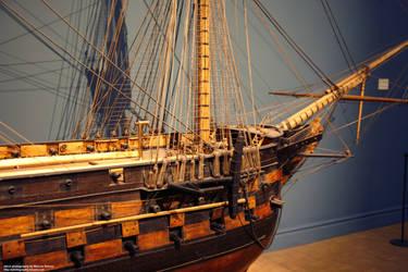 Wooden Ships - 6 by mjranum-stock