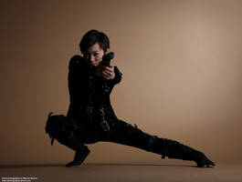 Get your ninja on - 5 by mjranum-stock