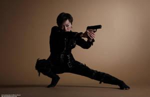 Get your ninja on - 6 by mjranum-stock