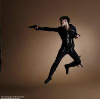 Get your ninja on - 7 by mjranum-stock