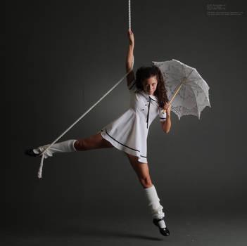 Dream Flyer - 1 by mjranum-stock