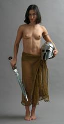 Spartan by mjranum-stock