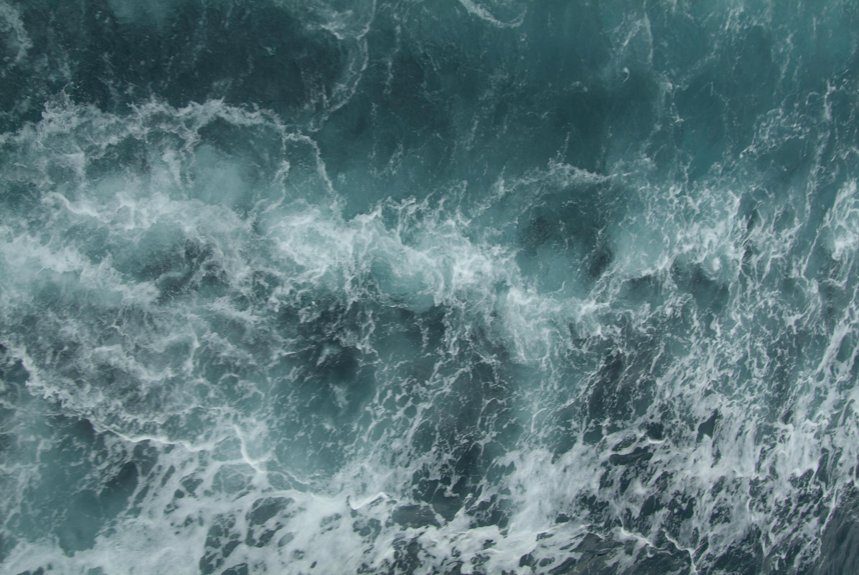 Turbulent Water By Mjranum-stock On DeviantArt