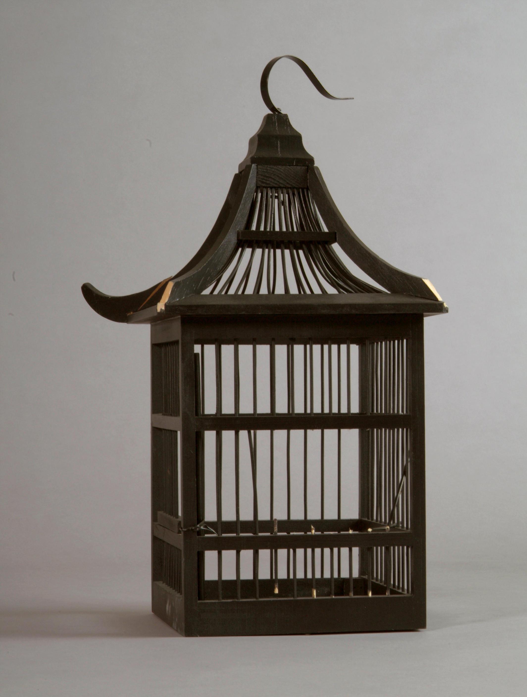 Bird Cage by mjranum-stock