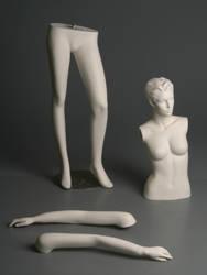 Mannequin - 8 by mjranum-stock