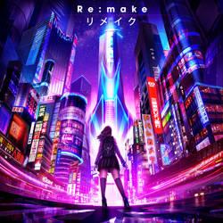 Re:Make commissioned album cover by Adam-Varga