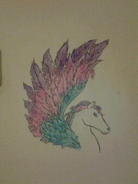 Pegasus by Jngriesel