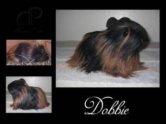 Custom Plushie:  Dobby by Morumoto
