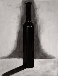 Glass Bottle by Eddy98