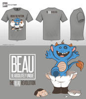 BEAU MONSTER - The BEAU Revolution by TheMaddhattR