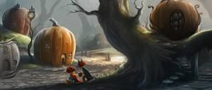 PumpkinVille by TheMaddhattR