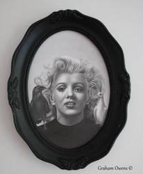 Marilyn Monroe by GSkills