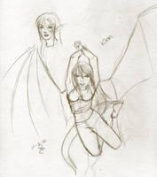 Sketchavember 02 by hotaru