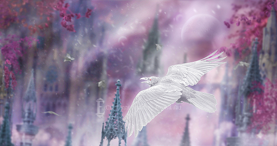 Flight of the Silverbird by Eithnne