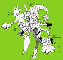 FUCC Pokemon is by kissai