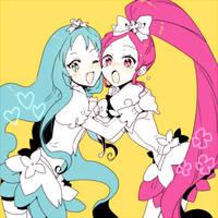 Heart Catch Precure by kissai