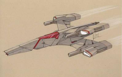 ISF-20 Talon Inteceptor by Jepray