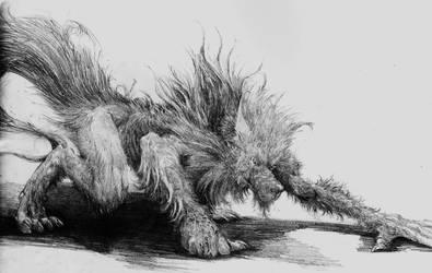 werewolf by Zombiraptor