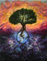 Tree of Life Complete by KumikoEharu