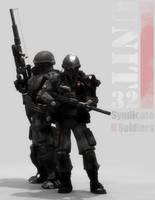 Unit 32 by c0ldf1ame