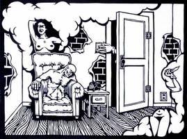 Dream or Dreamer? by Krow-Trayllis