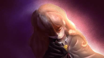 Alex Says NO... (Boyfriend of the Dead Fanart) by Tersina