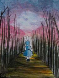 Into the woods l by Tosita