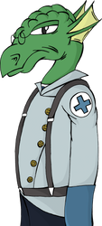 That Medic is a Dragon... by Anneke174