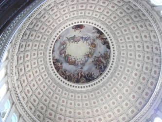 Inside the U.S Capitol by JapaneseGirl19
