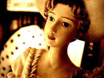 Still Doll by AnnieRG