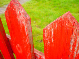 Picket Fence by AnnieRG