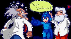 Doctah Wahwee! by Ayla-Kazemi