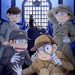 Calming Detective Osomatsu! by Ayla-Kazemi