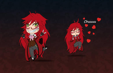 Grell by jenysa971