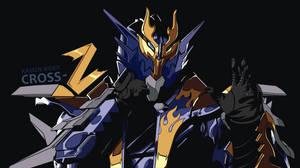 Kamen Rider Cross-z by TMRYST