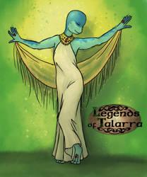 Talarra - Ophian Female by Aldriona
