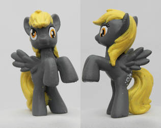 Blindbag Custom: Derpy by Aldriona