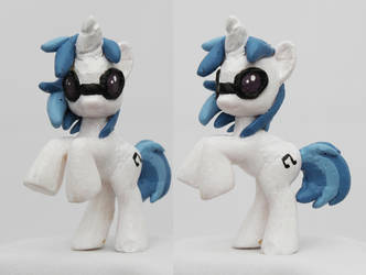 Blindag Custom: DJ PON-3 by Aldriona