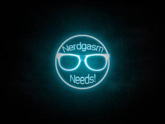 Logoart02 by NerdgasmNeeds