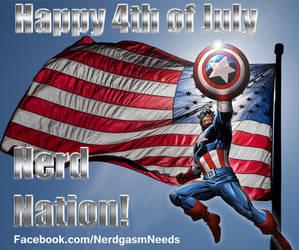 July4th by NerdgasmNeeds