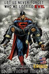 Superman 9/11 by NerdgasmNeeds