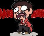 Misunderstood Badboy by UnitatoMudkip