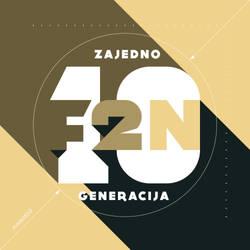 F2N - badge by model850